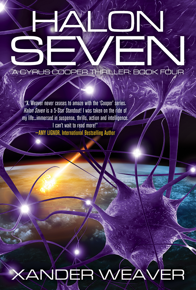 Halon-Seven Cover